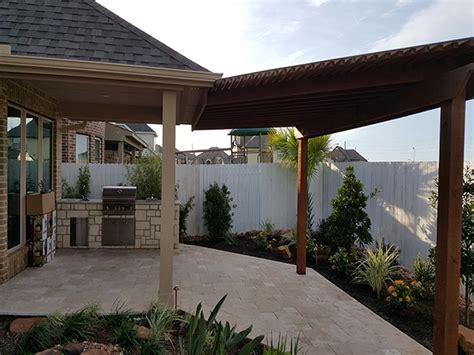 custom patio cover