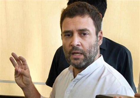 Rahul Gandhi to meet protesting FTII students tomorrow ...