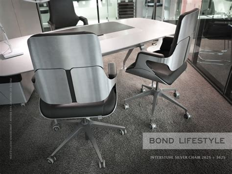 interstuhl silver chair 262s bond lifestyle