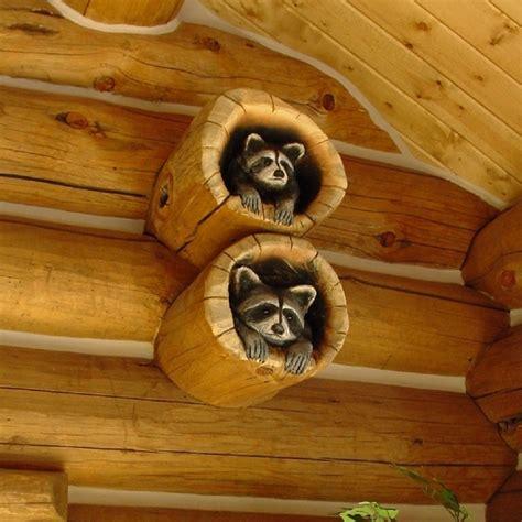 log cabin decor ideas log house home decorations