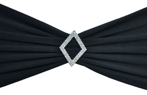rhinestone chair sashes bands buckles wholesale