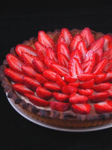 the tarte aux fraises recette de the tarte aux fraises marmiton