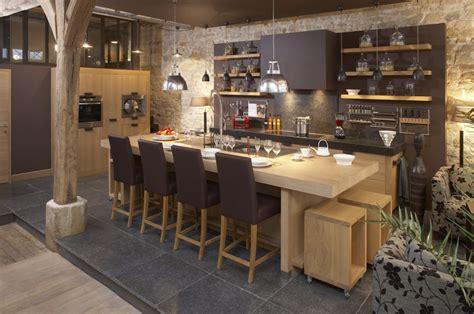 cuisine contemporaine et design travaux