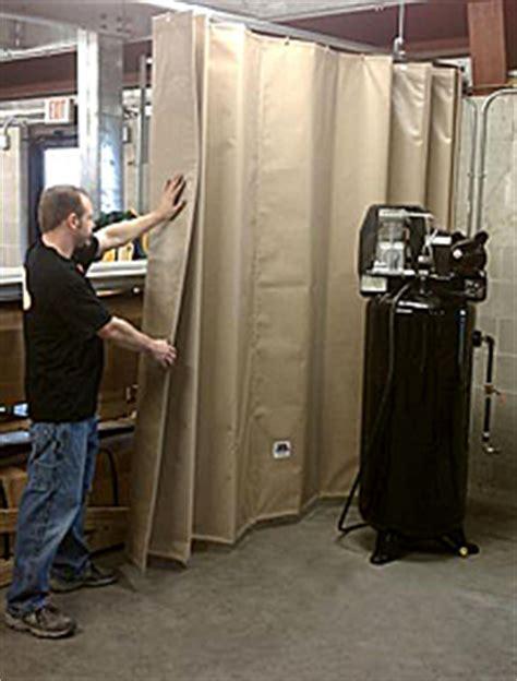 sound dening curtains acoustic curtains noise