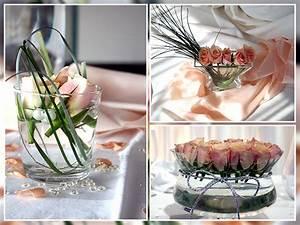 Blumendeko Im Glas : blumendeko taufe ~ Frokenaadalensverden.com Haus und Dekorationen