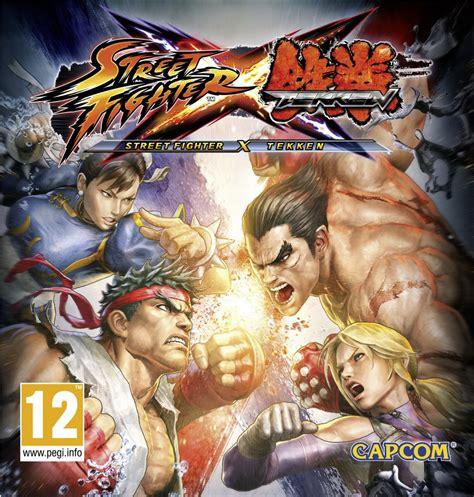 Street Fighter X Tekken Pc Game Games And Softwares
