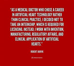 Medical Doctor Inspirational Quotes. QuotesGram