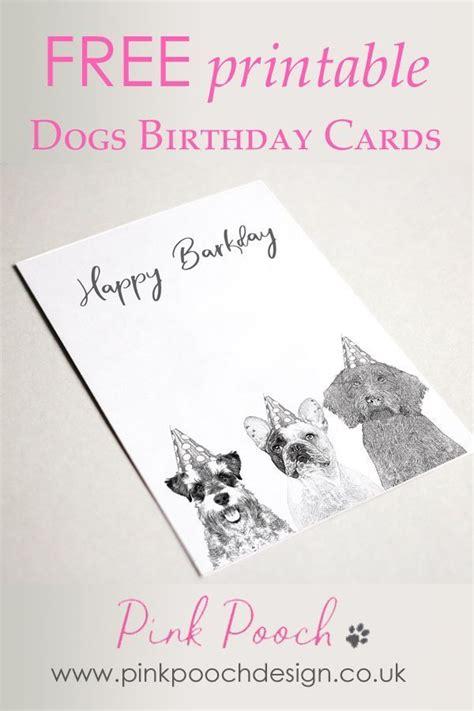 grab  selection   printable cards  send  dog