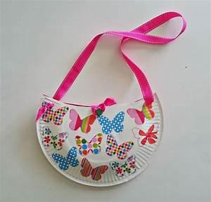 Bricolage A Faire Avec Des Petit : bricolage fabriquer un petit sac main ~ Melissatoandfro.com Idées de Décoration