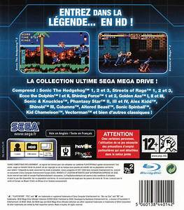 Sonicu002639s Ultimate Genesis Collection Box Shot For