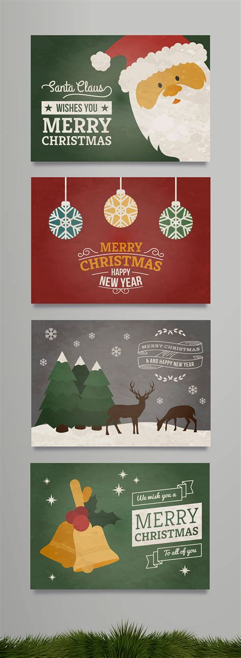 xmas cards  freepik    resources