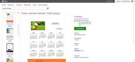 Promotional Calendar Template by Customizable Calendar Templates For Microsoft Office