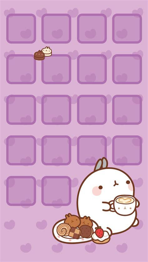 Kawaii Home Screen Wallpaper by Kawaii Iphone Wallpapers Pixelstalk Net