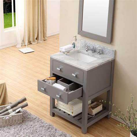 cadale   gay finish single sink bathroom vanity