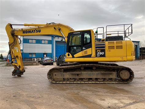 komatsu pc   sale  ton excavator  warranty