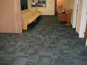 Ideal flooring for Carpet tiles in homes