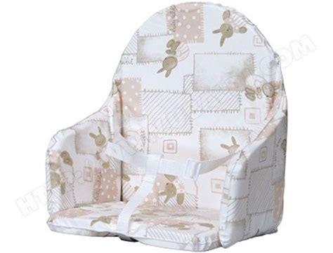coussin pour chaise haute combelle coussin chaise haute combelle coussin de chaise lapinou 89