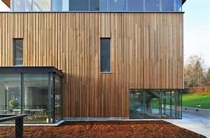 Holzverkleidung Fassade Arten : facciate in legno riko hi e ~ Lizthompson.info Haus und Dekorationen