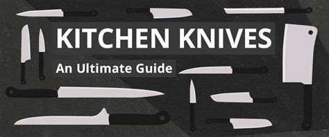 Used Kitchen Knives by Kitchen Knife Guide Best Kitchen Knife To Use Plating Pixels