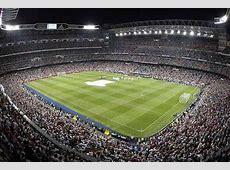 Real Madrid L'affluence à Bernabeu chute, chute, chute