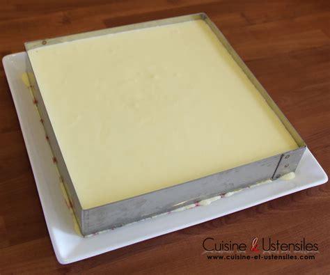 cuisine bavaroise recette bavarois vanille et cerises le de cuisine