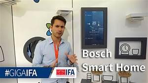 Smart Home Lösungen : bosch smart home l sungen f r sicherheit und haussteuerung in der bersicht ifa 2016 giga ~ Watch28wear.com Haus und Dekorationen