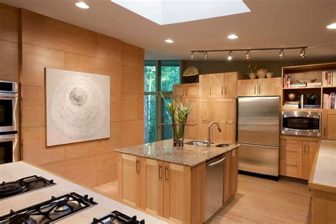 kitchens with light cabinets light wood kitchen cabinets kitchen modern with light wood