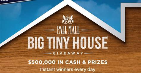 pall mall big tiny house giveaway