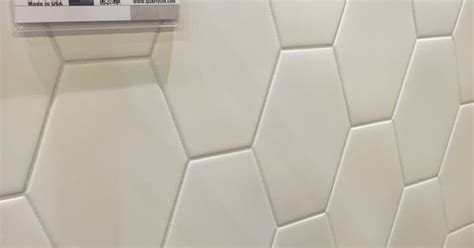 Trikeenan Basics Tile In Outer Galaxy by Hues 3x6x8 El Hex Daltile Ceramic