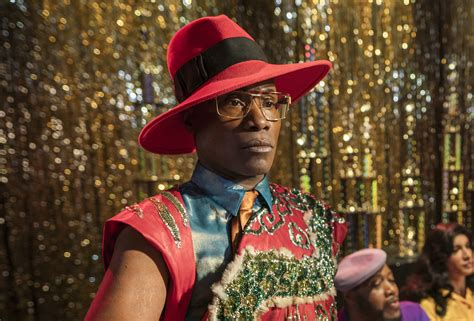 Consider Billy Porter The Cultural Icon Year