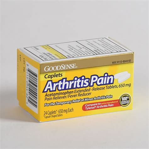 Arthritis Pain Relief Tablets | UHP Over-the-Counter Portal