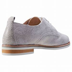 Light Grey Toms Shoes Caprice Soft Garcon Womens Shoes In Light Grey