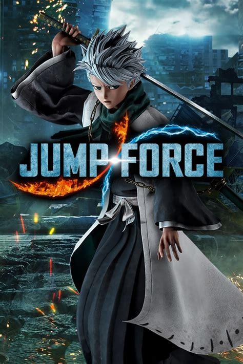 jump force character pack  toshiro hitsugaya  xbox