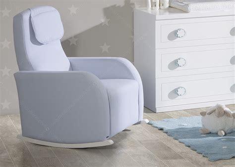 chaise d allaitement beautiful fauteuil a bascule ou bergere simili cuir