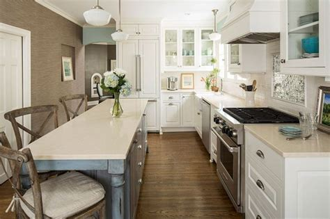 small galley kitchen with island narrow kitchen island with seating kitchen 8023