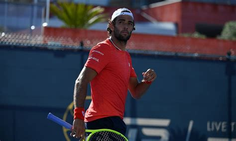 Matteo berrettini live score (and video online live stream*), schedule and results from all tennis we're still waiting for matteo berrettini opponent in next match. Matteo Berrettini sets up Ultimate Tennis Showdown final against Stefanos Tsitsipas - UBITENNIS