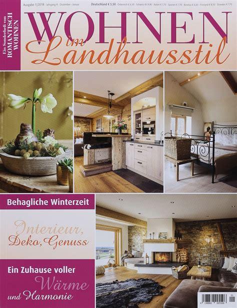 Wohnen Im Landhausstil by Wohnen Im Landhausstil 1 2018 Zeitungen Und