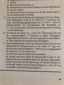 Massenzahl Berechnen : radius physik die masse des elektrons nanolounge ~ Themetempest.com Abrechnung