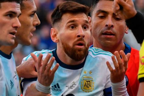 Lionel Messi banned from Argentina's first 2022 World Cup ...