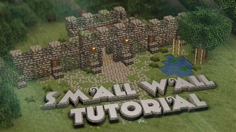 small dwarven wall tutorial youtube