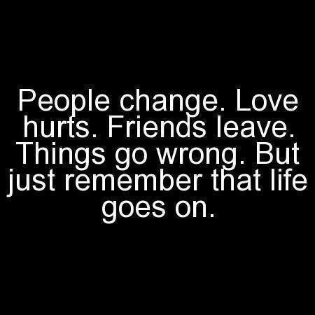 people change quotes ideas  pinterest feeling