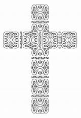 Coloring Cross Printable Pages Adult Crosses Colouring Christian Mandala Sheets Hubpages Feltmagnet Printables Easter Adults Detailed Flowers Celtic Colorful Books sketch template