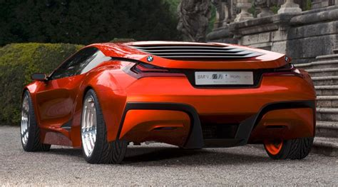 Bmw Plots New M1 Supercar For 2016 By Car Magazine
