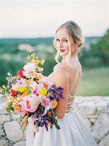 Bridal Beauty Looks From Austin Wedding Hair And Makeup Pros