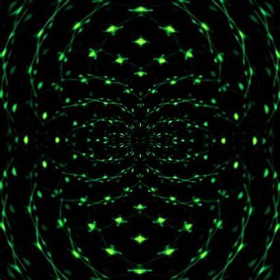 Trippy Loop Zoom Alien Web Animated Spider