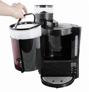 Kaffeeautomat Mit Mahlwerk : bob home kaffeeautomat mit mahlwerk ~ Buech-reservation.com Haus und Dekorationen