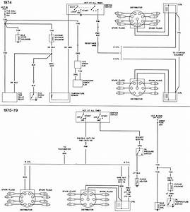 I Need The Wiring Diagram For A 1975 Camaro Ignition