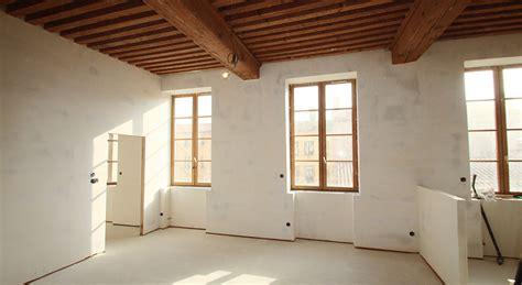 isolation de bois maison travaux
