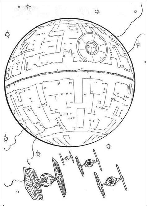 headquarters   star wars coloring pages