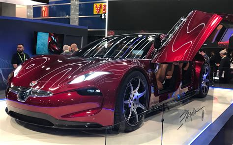 Fisker's Stunning Electric Car, Emotion, is A Bold ...